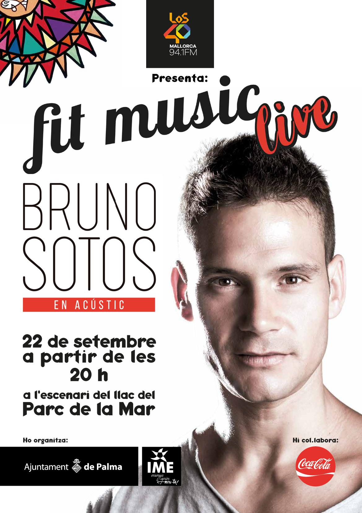 Fit Music Live 2018 Bruno Sotos