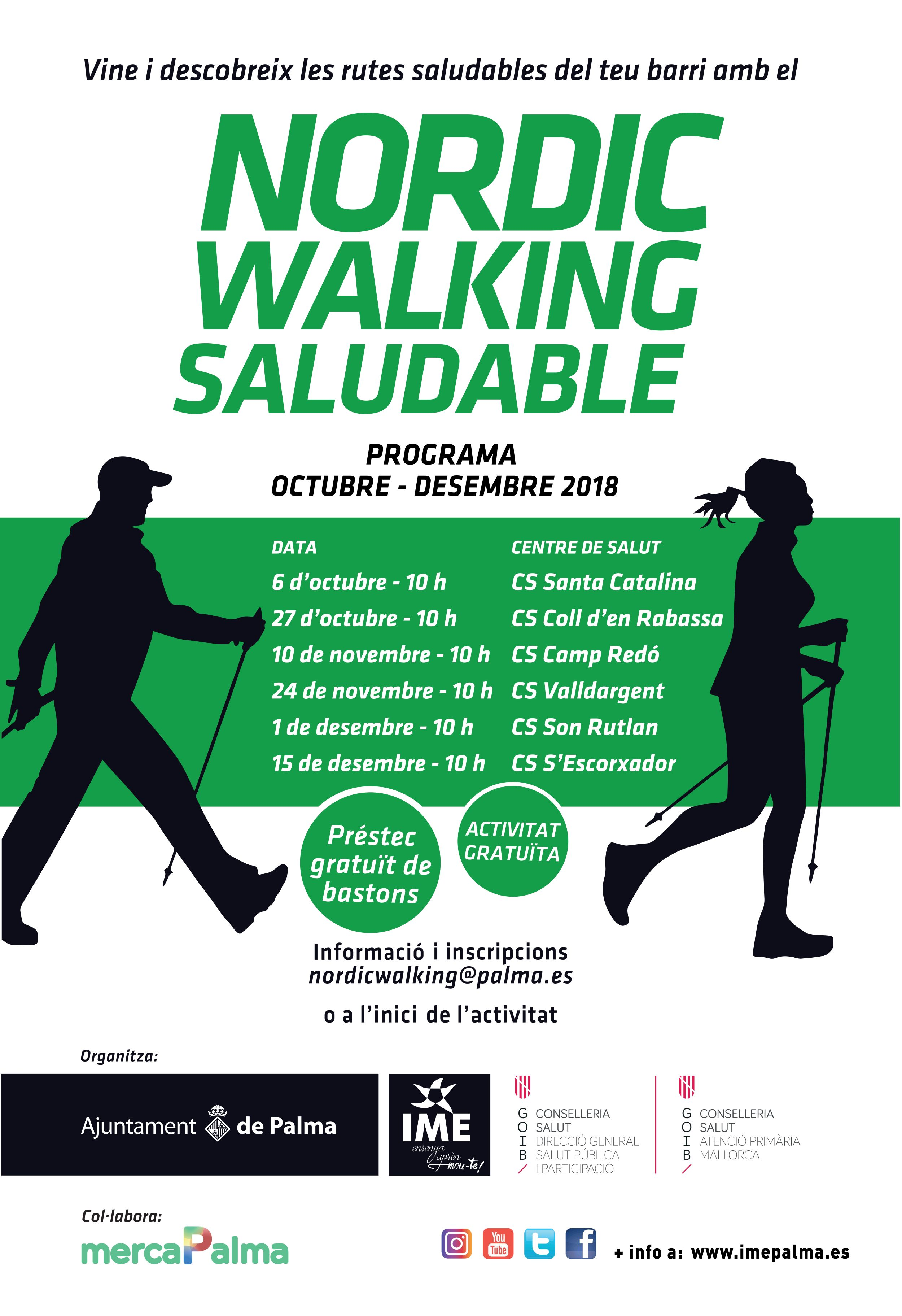 IME Nordic Walking Saludable