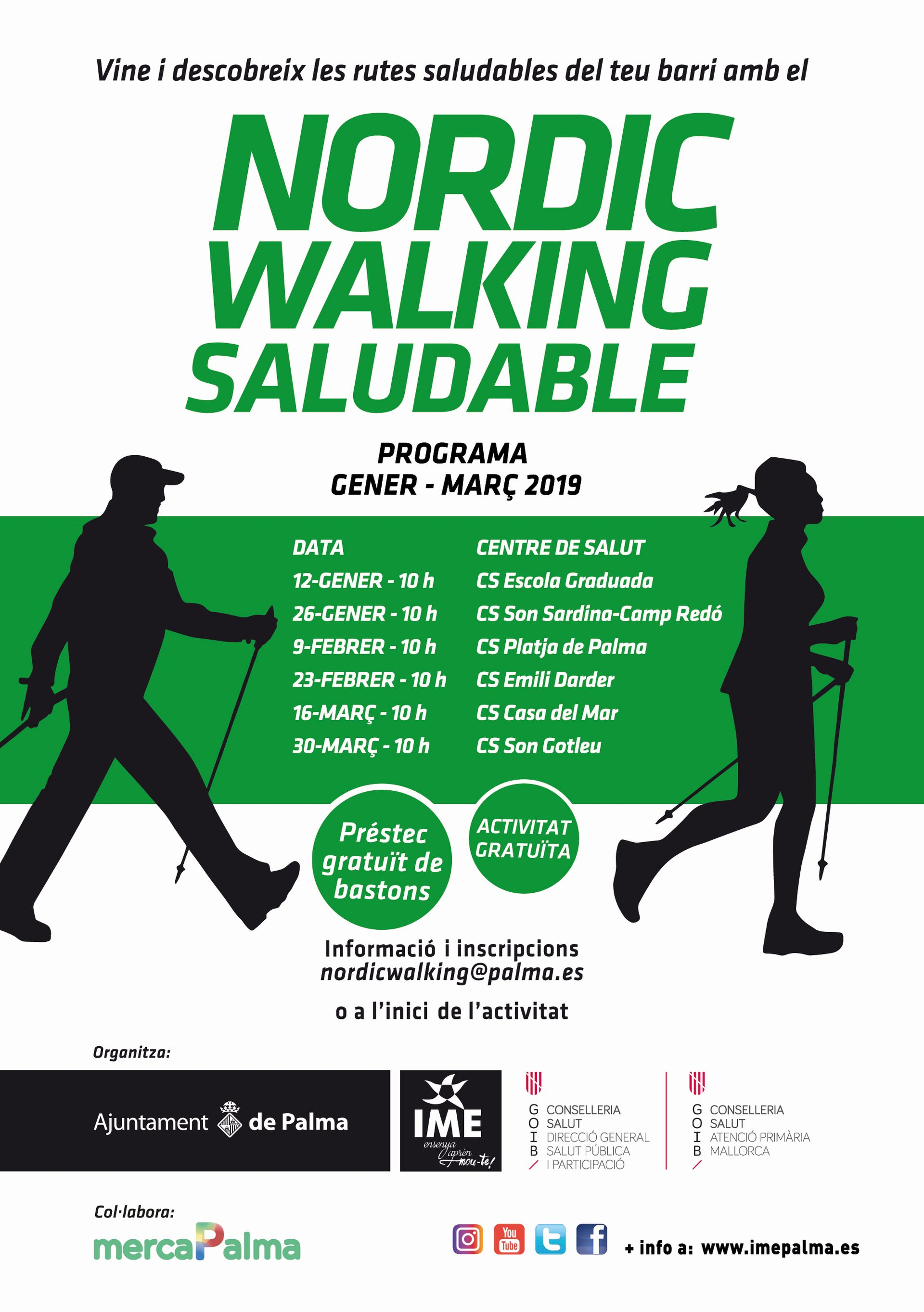 Nordic Walking Saludable 1_2019